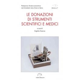 Le donazioni di strumenti scientifici e medici