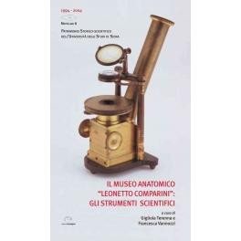 """Il museo anatomico """"Leonetto Comparini"""": gli strumenti scientifici"""