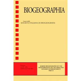 BIOGEOGRAPHIA